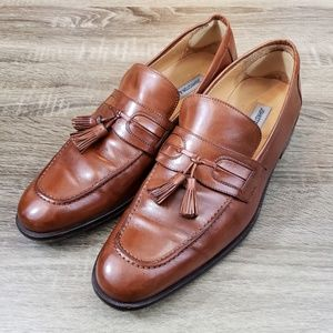 Johnston & Murphy Loafer Dress Shoes Made in Italy